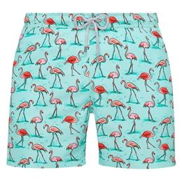 ARTHUS GREEN FLAMINGO