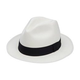 PANAMA HAT WHITE