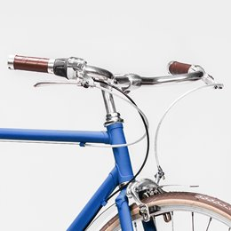 BICYCLE DAZZLING BLUE