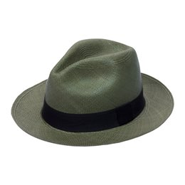 PANAMA HAT GREEN
