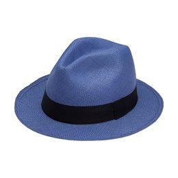 PANAMA HAT BLUE