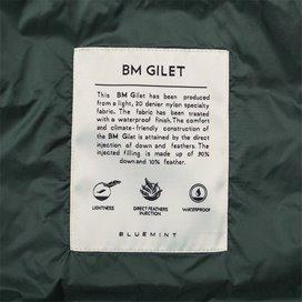 BM GILET GREEN