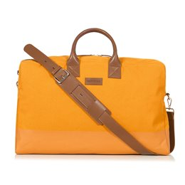 TRAVEL BAG ORANGE