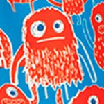 arthus-boy-magenta-monster-cocuk-deniz-sortu