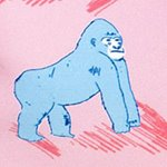arthus-blush-gorilla-deniz-sortu