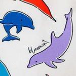 arthus-colourful-dolphin-swim-short