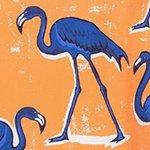 arthus-stretch-orange-flamingo-swim-short