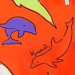 arthus-boy-stretch-orange-dolphin-cocuk-deniz-sortu