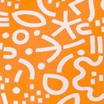 logan-orange-outline-swim-short